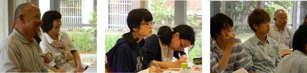 呉市豊町大長地域では、柑橘生産者である大亀孝司氏、大亀美保子氏、末岡和之氏、にご協力いただき、6月7日に地域体験授業を開催した