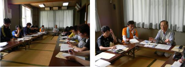 大崎上島町では、金原農園のご協力をいただき、6月14日に地域体験授業を開催した。金原農園には、田辺ゼミグループ10人が参加した。