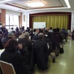 地(知)の拠点整備事業 井仁(安芸太田町)の棚田に関する講演会 および地域討論会活動に参加しました。