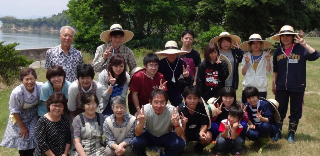 大崎上島町食文化海藻塾、フィッシング中村、 地(知)の拠点大学による地方創生推進事業
