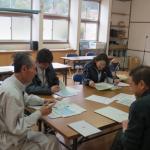 地(知)の拠点整備事業 安芸太田町井仁との地域連携推進の協議を行いました。
