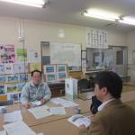 地(知)の拠点整備事業 東広島市のファーム・おだとの地域連携推進の協議を行いました。