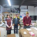 地(知)の拠点整備事業 呉市豊町(大崎下島)大長との連携推進の協議を行いました。