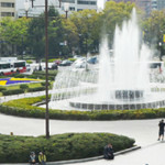 平和記念公園・広島平和記念資料館見学